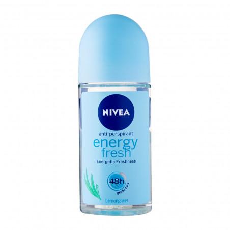 Déodorant Roll-on 48h Energy Fresh 50ml