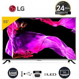 4K Television -...