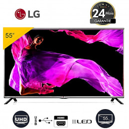 Television - LG-55UK6200PVC
