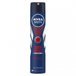 Déo Spray Dry IMPACT plus 48h