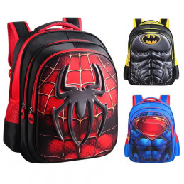 Sac Super Hero, Spider Man,...