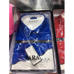 CHEMISE COLLECTION ZARA...