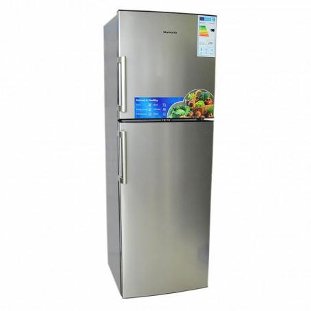 Réfrigerateur Combiné - Skyworth - SRD-255DT - 255L - Gris