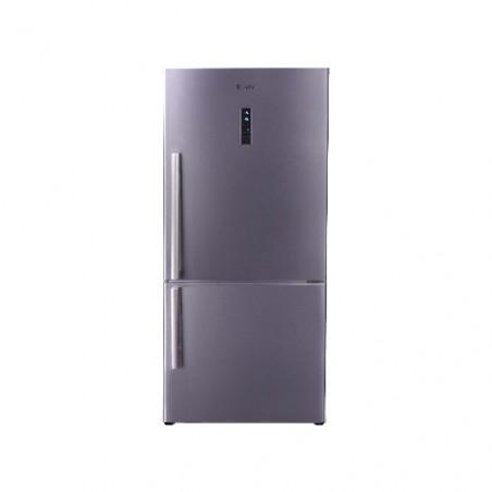 Réfrigerateur Combiné - Skyworth - SRD-489CDB - 345L - Gris