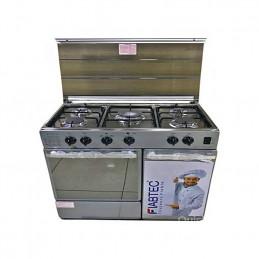 Cuisinière à gaz FIABTEC -...