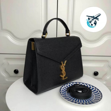 Sac à main YVES SAINT LAURENT de luxe multicolore