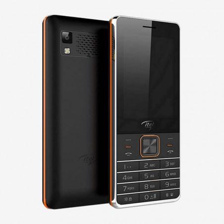 """TÉLÉPHONE ITEL 5625 - 3SIM - 8 GB - 2.8"""" - BATTERIE LONGUE DURÉE - PUISSANT HAUT-PARLEUR"""
