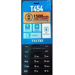 Téléphone portable -TECNO T454