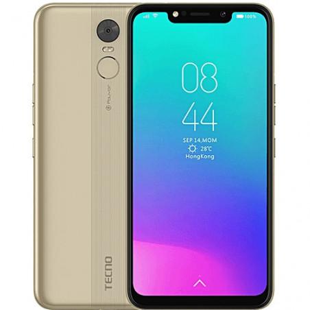 Tecno Pouvoir 3 (LB7) Smartphone 4G, Dual SIM, 6 Pouces – 32 GB, 2 GB Ram
