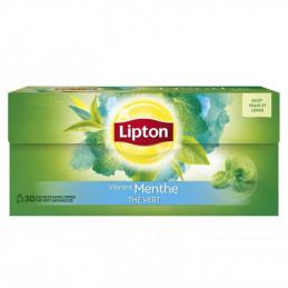 Lipton Vibrant menthe thé...