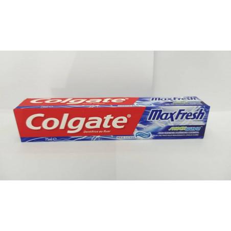 Dentifrice colgate CDW max fresh