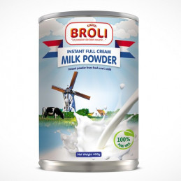 Broli Milk Powder 400G