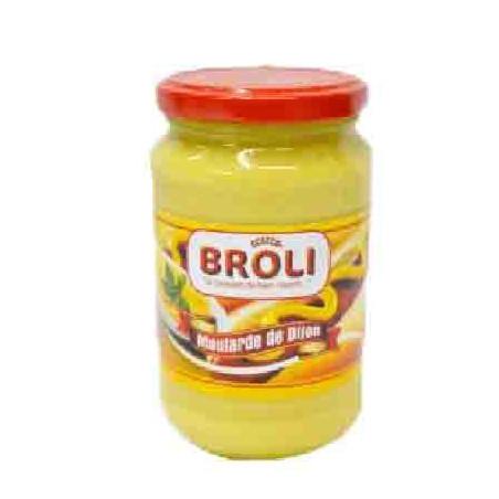 Moutarde de Dijon Broli 370g