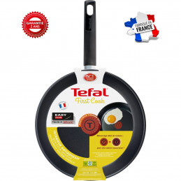 Tefal First cook poêle 24...