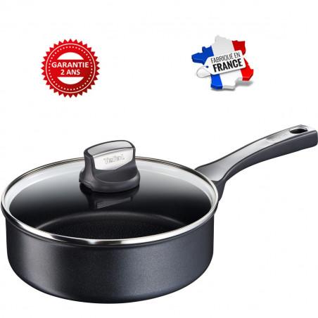 Tefal First cook sauteuse avec couvercle 24 cm  TF B3043202