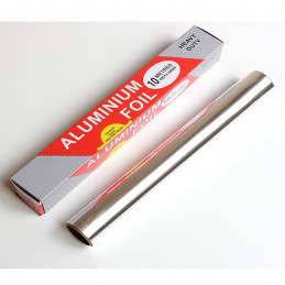 Papier Aluminium foil 10m x...