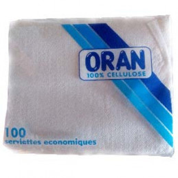 Mouchoir de table Oran 100...