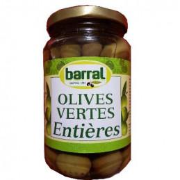 Olives Vertes entières Barral