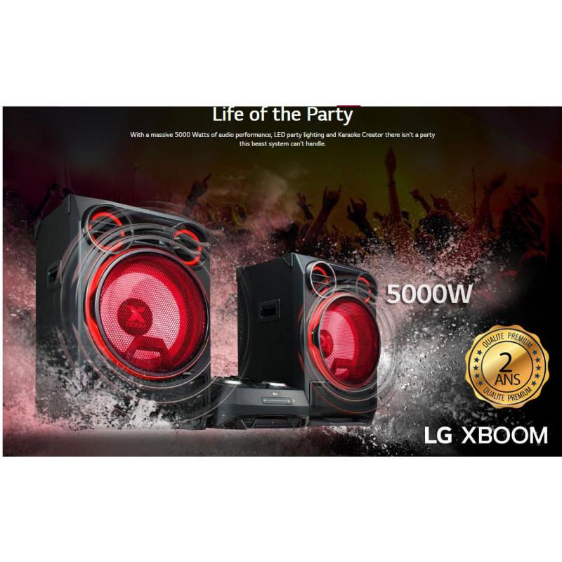 LG XBOOM CK99