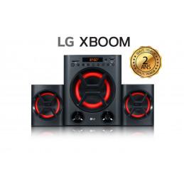 En solde LG LK72B LG XBOOM...