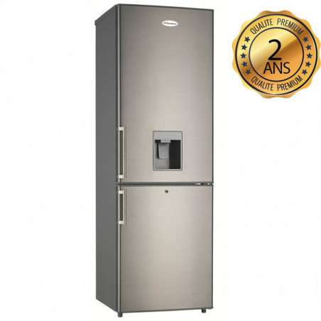 Réfrigérateur - Binatone - FR -360 - 320 L - Distributeur d'eau