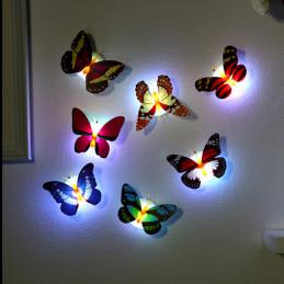 Décoration papillon 800f/pcs