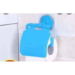 Porte-papier toilette bleu...
