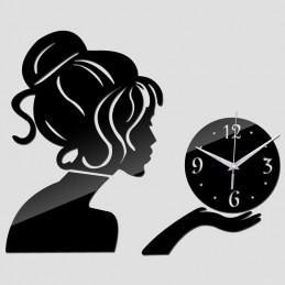 Horloge Murale Femme Design...