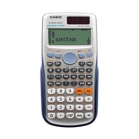 CASIO ( scientific ) fx - 991 ES PLUS
