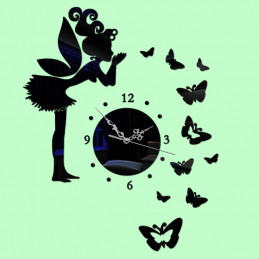 Horloge Murale Femme...